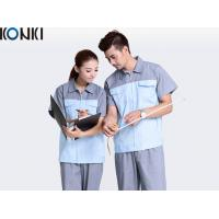 Buy cheap Uniforms Workwear Coverall / Custom Work Uniform Notch Lapel Collar For Adults from wholesalers