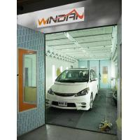 Buy cheap Emergency Stop Car Waterborn paint and drying Room, Water Spray Booth from wholesalers