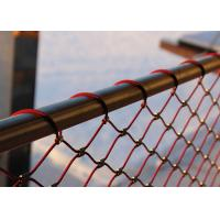 Buy cheap Stainless Steel Ferrule Cable Netting , X-tend SUS304 Aviary Wire Rope Mesh from wholesalers