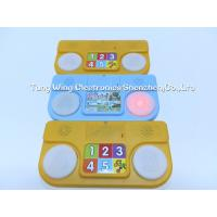 Buy cheap 6 Button and  2 LED Module For Animal Sounds Book , Play A Sound Book from wholesalers