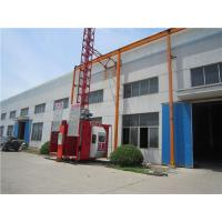 Buy cheap Hydraulic construction lift 1000kg - 2700kg  High strength steel from wholesalers