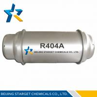 Buy cheap R404a ISO1694, ROSH Mixed R404a Refrigerant properties Boiling point 101.3KPa(℃) from wholesalers