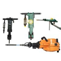 Buy cheap Energy Saving Air Leg Rock Drill , Pneumatic Hand Drill With Long Service Life from wholesalers