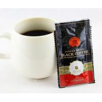 Buy cheap Chinese herbal slimming bulk instant black coffee weight loss coffee with ganoderma extract powder from wholesalers