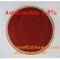 Buy cheap astaxanthin haematococcus pluvialis,astaxanthin in fish food(color additive),5%astaxanthin from wholesalers