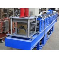 Buy cheap Colored Metal Ridge Cap Roof Tile Making Machine for Building Full Automatic from wholesalers
