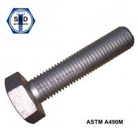 Buy cheap Bolt Heavy Hex Structure Bolts A490m 10s from wholesalers