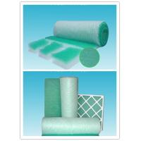 Buy cheap Painting Equipment G2 / EU2 Glass Fiberglass Filter Roll Low Compressibility from wholesalers