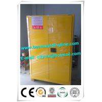Buy cheap Laboratory Industrial Safety Cabinets Flammable For Chemical Storage from wholesalers