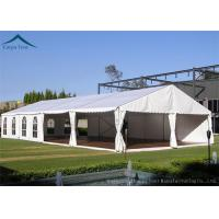 Buy cheap Clear European Large Sports Tents 15m * 25m With Clear Windows UV - Resistant from wholesalers