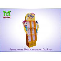 Buy cheap Lightweight Retail Custom Cardboard Displays For Toys , Easy For Folding from wholesalers