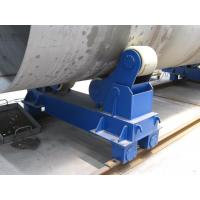 Buy cheap PU Wheels Tank Turning Rolls Self Aligned Welding Rotator with Moving System for Long Cylinders from wholesalers