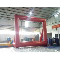 Buy cheap Rent Inflatable Movie Screen / Outdoor Portable Inflatable Projector Screen from wholesalers