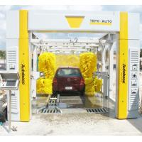 Buy cheap Automatic Tunnel Car Wash Systems TEPO-AUTO from wholesalers