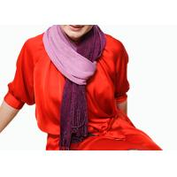 Buy cheap Fashion Thick Womens Knitted Scarf Winter Warm Plain Acrylic Long Knitting Scarf from wholesalers