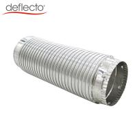 Buy cheap China Supplier Ventilator HVAC Aluminum Semi Rigid Duct Flexible Air Duct from wholesalers