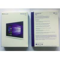 Buy cheap Original Microsoft Made Windows 10 Online Activate  Windows 10 Home Sealed Fpp from wholesalers