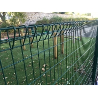 Buy cheap Australia Standard BRC Fencing Panels NSW Sydney Market vinyl coated welded wire fence panels from wholesalers