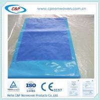 Buy cheap Blue Nonwoven Basic Mayo Cover with CE ISO Certificate from wholesalers