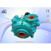 Buy cheap Metal Liner Gold Dredge Cantilever Centrifugal Pump 6 / 4D-AH With 4 Inch Outlet from wholesalers