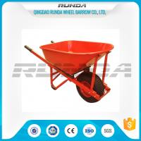 Buy cheap Industrial 7CBF Big Wheel Wheelbarrow Steel Frame Wheel 16X6.50-8 Heavy Duty from wholesalers