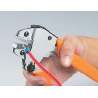 Buy cheap vH1-256WF Insulated and non-insulated ferrule crimping pliers product