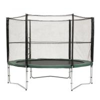 Buy cheap Round Safe Leisure foldable 10ft trampoline for adult / child Outdoor playground from wholesalers