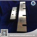 Buy cheap High Intensity Plastic Granulator Blades Granulator Machine Parts Logo Printed from wholesalers