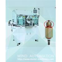 Buy cheap Slotted type commutator armatureRiser commutator armature winding machine winder from wholesalers