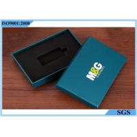 Buy cheap Key Packing Rigid Gift Boxes , Rectangle Decorative Gift Boxes With Lids product