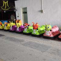 Buy cheap Hansel amuserment game machine children battery operated bumper cars for sale from wholesalers