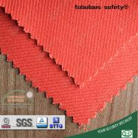 Buy cheap Pyrovatex CP flame retardant twill fabric manufacturer from wholesalers