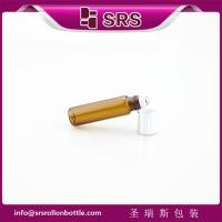 Buy cheap SRS new product High Quality No Leakage Empty roll on glass bottle from wholesalers