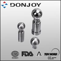 Buy cheap SS316L 2 BSP Thread Elliptial Rotating Cip Tanks  Spray Ball ,Sanitary Cleaner from wholesalers