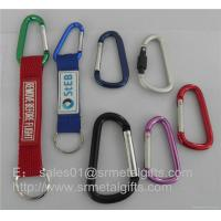 Buy cheap Mountain climber carabiner hook wrist straps, mountaineer carabiner wrist lanyards, from wholesalers