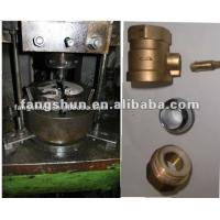 Buy cheap brass ball valve complete line equipment manufacturer from wholesalers