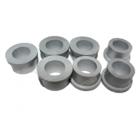 Buy cheap YG6X 90HRA hardness Tungsten Carbide bush FOR SUBMERSIBLE PUMP from wholesalers