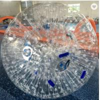 Buy cheap UV Resistant Inflatable Human Bubble Ball High Strength Fashion And Warm Design from wholesalers