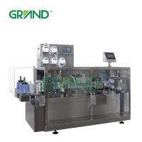 Buy cheap Plastic Ampoule E Liquid Forming Filling Sealing Machine product