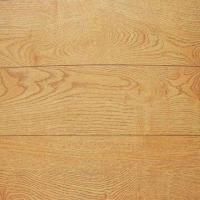Buy cheap Laminate flooring, registered embossed of beveled edge, shinnying wood grain, 1217x127x12.3mm from wholesalers