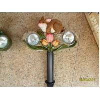 Buy cheap Resin solar energy LED light product