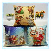 Buy cheap custom printed pillow cases cheap home textile cushion cover from wholesalers