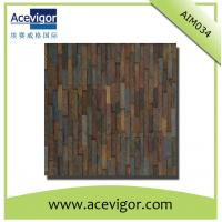 Buy cheap Art parquet mosaic wall tiles for decoration from wholesalers