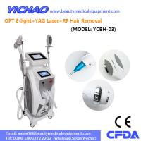 Buy cheap RF Laser Skincare IPL Opt Elight Beauty Freckle Removal Equipment(YCBH-03) from wholesalers