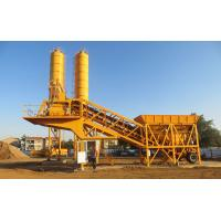 Buy cheap YHZS25-75 Mobile Concrete Batching Plant from wholesalers