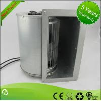 Buy cheap 220V Factory Direct-sale AC Double Inlet Centrifugal Blower Fan 133mm from wholesalers