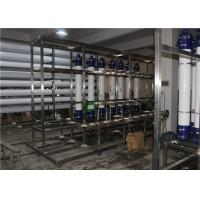 Buy cheap Drinking Seawater Desalination Equipment , Sea Water Reverse Osmosis Ro Water Plant from wholesalers