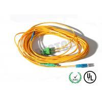 OS2 G652D Fiber Optic Patch Cord SC Connector 85447000 Length Customized