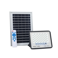 Buy cheap 100W solar motion sensor flood light outdoor solar flood light with remote control flood light solar with switch from wholesalers
