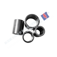 Buy cheap OD24MM OD122MM Tungsten Carbide Bush With Abrasion Resistance from wholesalers